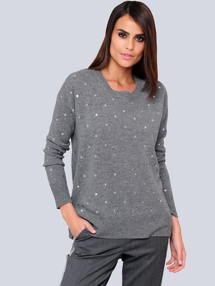 Pullover mit hochwertigem Kaschmiranteil