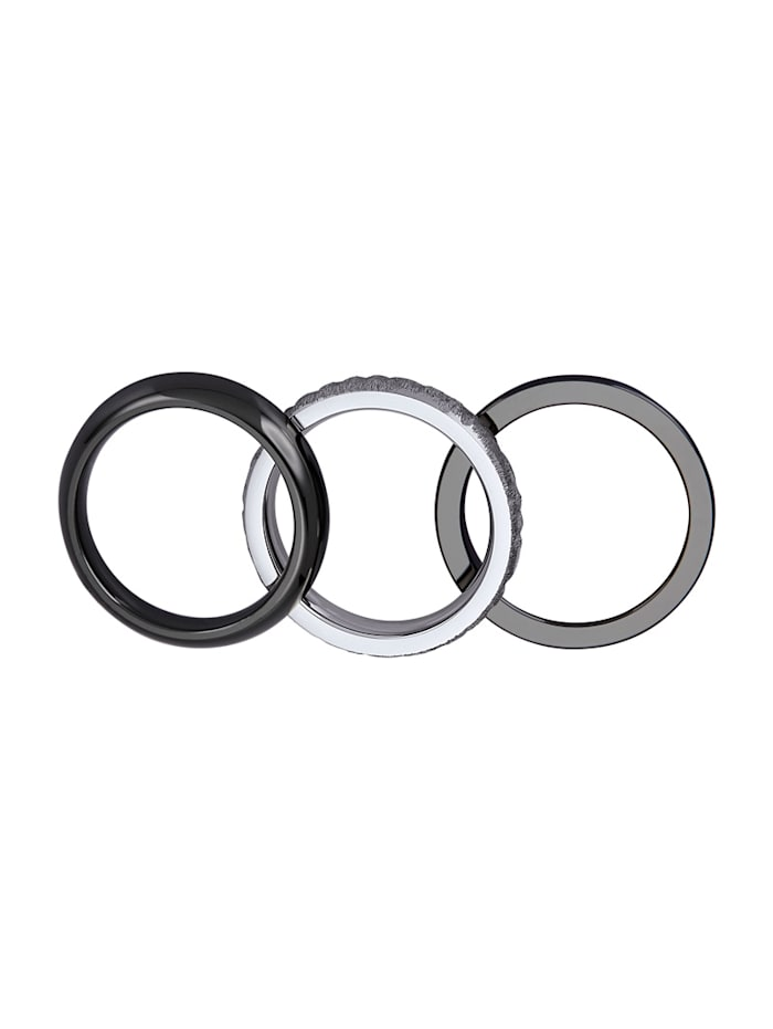 3tlg. Ring-Set JACQUES LEMANS SPORTS