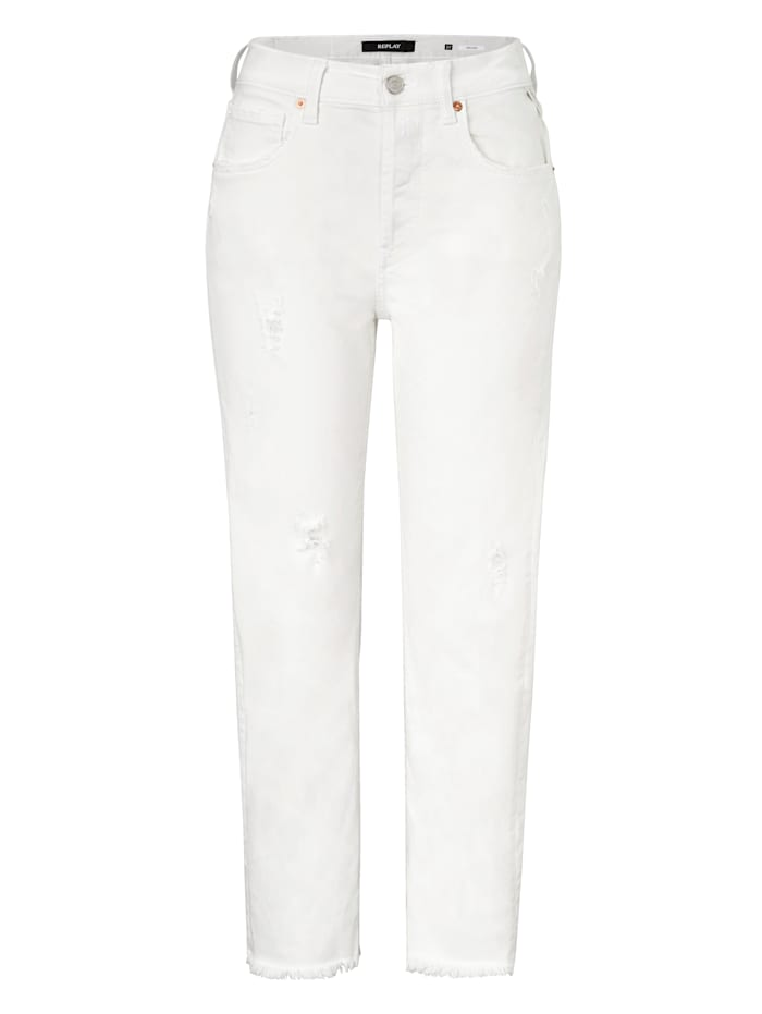 REPLAY Jeans, Off-white