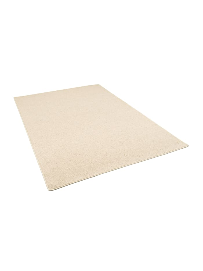 Snapstyle Natur Teppich Wolle Berber, Beige