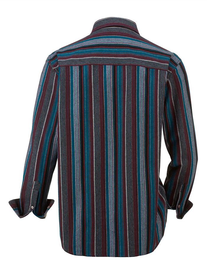 Flanellhemd mit super weichem Griff