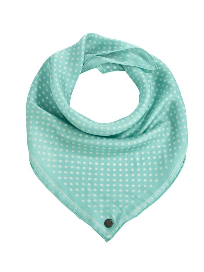Fraas Nicki-Tuch aus reiner Seide, mintgrün