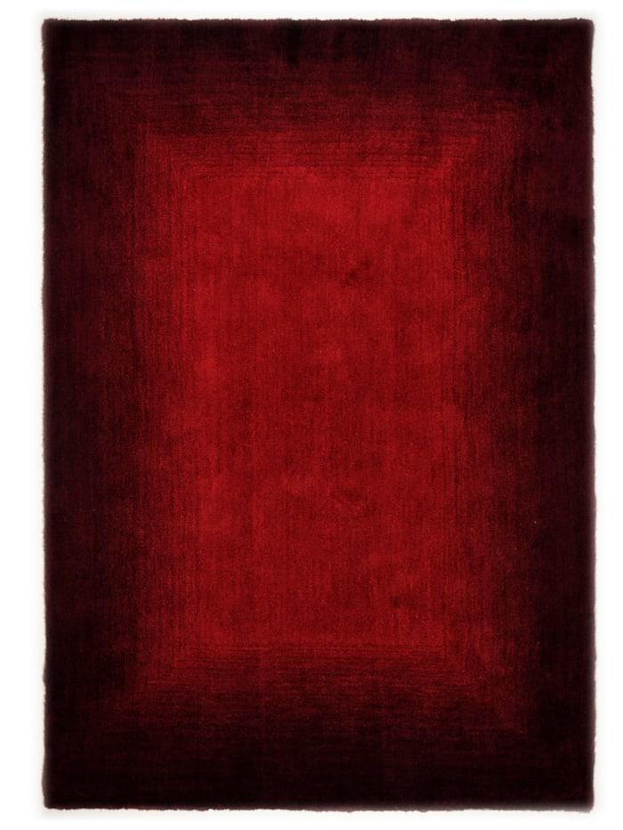 Theko®die Markenteppiche Teppich Hula, Rot