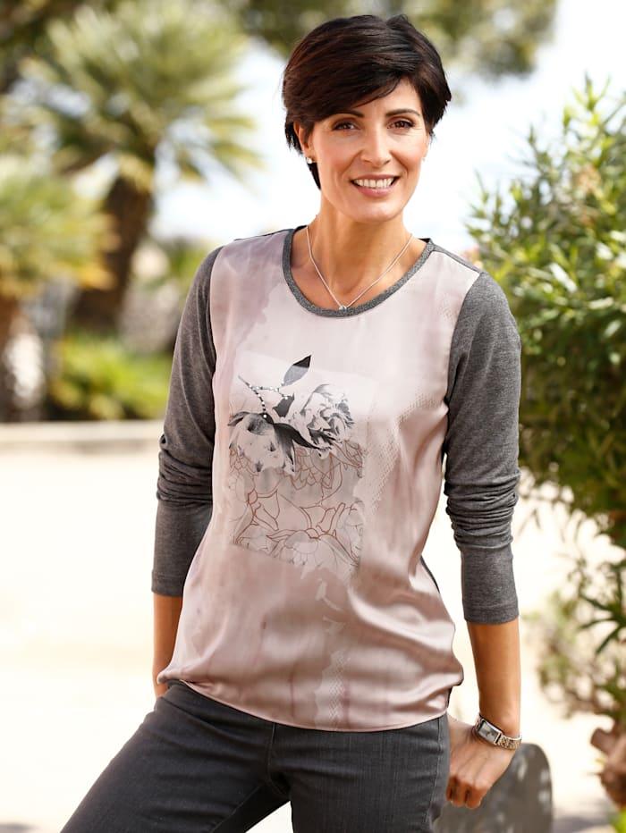 SE Stenau Shirt von der Marke SE Stenau, Grau/Rosé