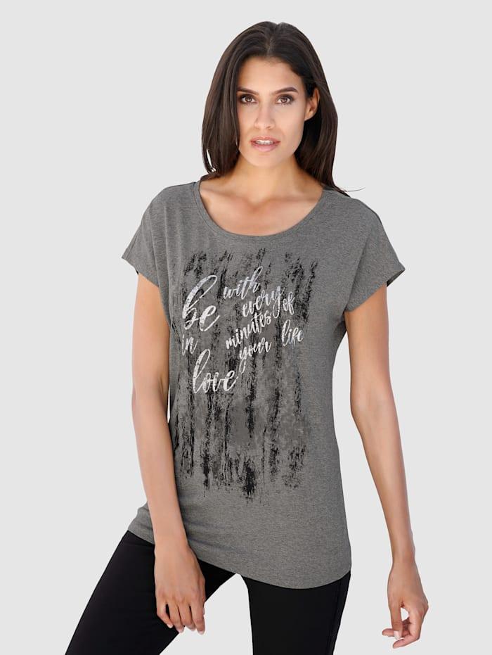 Shirt mir Frontprint