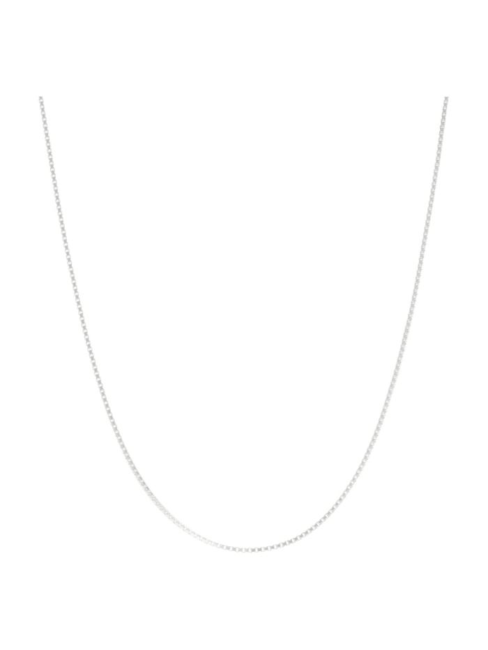 CHRIST C-Collection CHRIST Silver Damen-Kette Silber, Silber