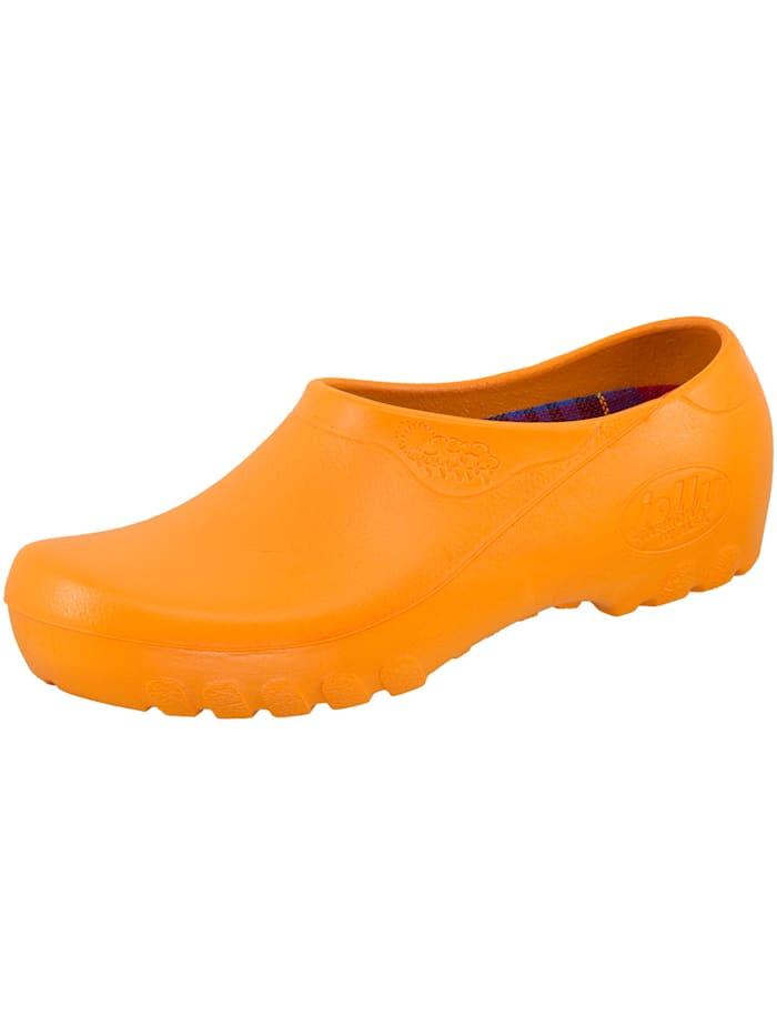 ALSA Gartenclogs Jolly, orange