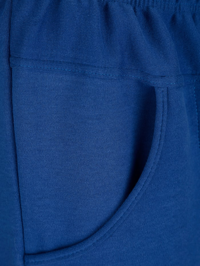 Maritim Shorts in knielanger Form, Royalblau