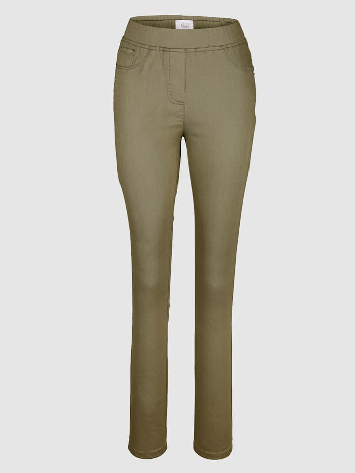 Pantalon coupe Lotta slim