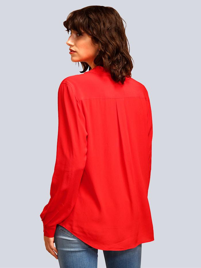 Bluse in toller Farbe
