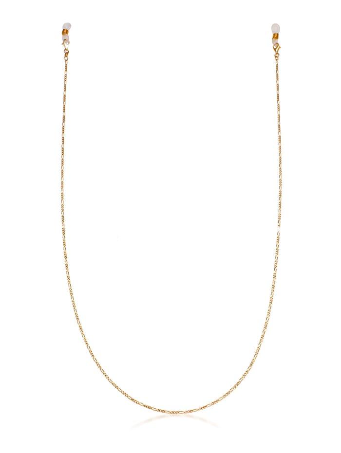 Elli Schmuckzubehör Brillenkette Figaro Eyewear Chain 925 Silber, Gold