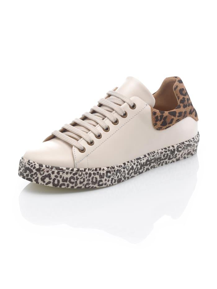 Alba Moda Cupsole Sneaker, Beige