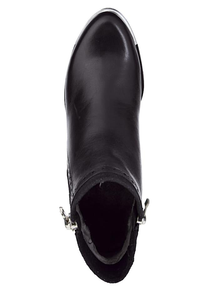 Stiefelette mit auswechselbarem onAir-Fußbett