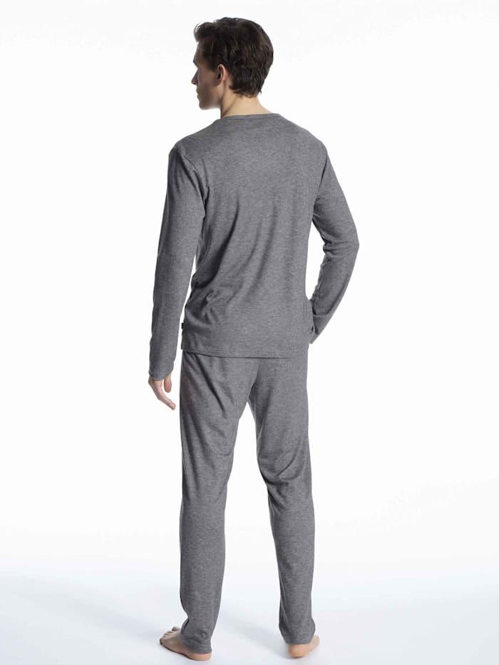 Pyjama mit Wolle Ökotex zertifiziert