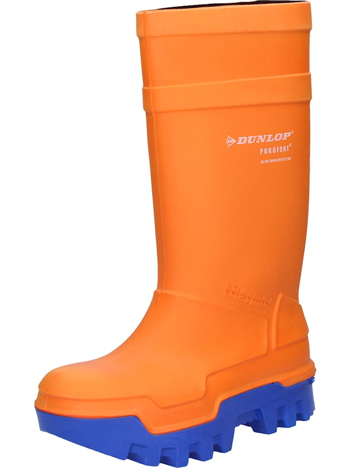 Dunlop Sicherheitsstiefel Thermo+, orange