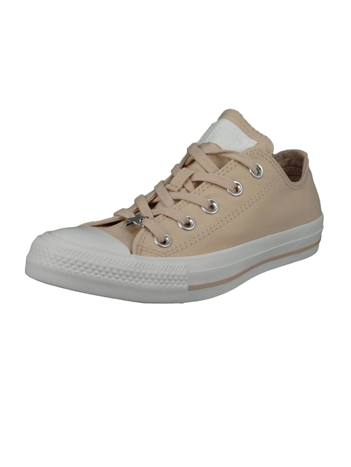 Converse Chucks Beige 564421C Chuck Taylor All Star - OX Particle Beige White, Particle Beige White