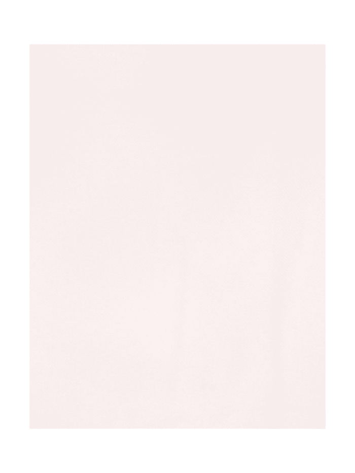 Schal mit langen Fransen