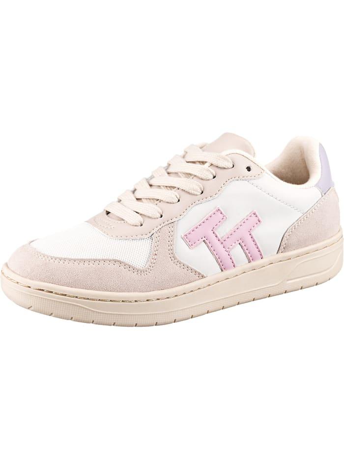 Tom Tailor Sneakers Low, beige-kombi
