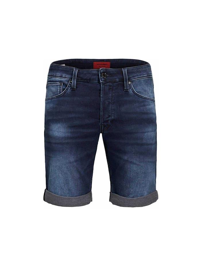LIMEX Jeansshorts, blau