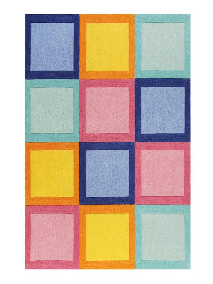 Smart Kids Smart Kids Teppich Domino Day, multicolor