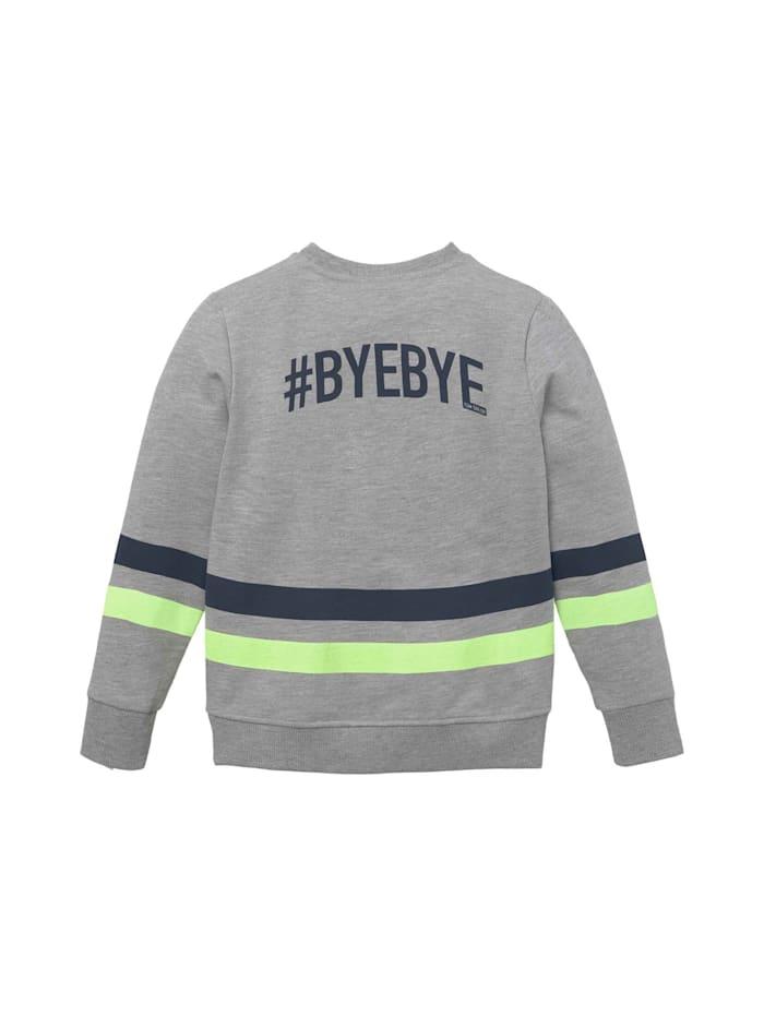 Sweatshirt mit platziertem Print