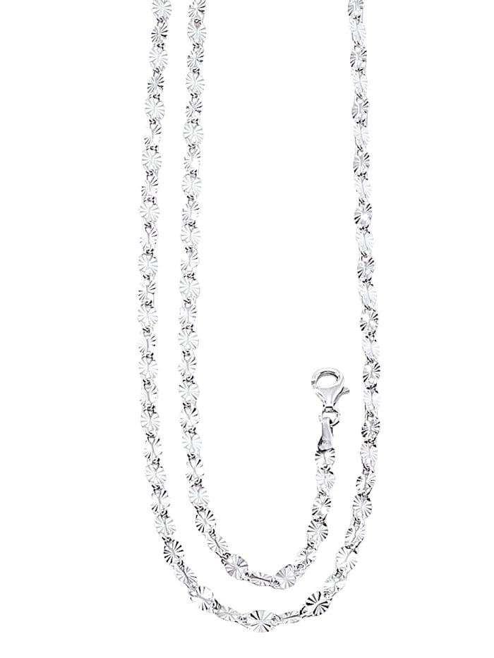 2-delige sieradenset, Zilverkleur