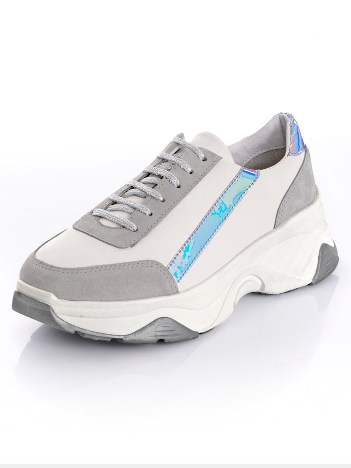 Sneaker in trendiger Chunky-Form