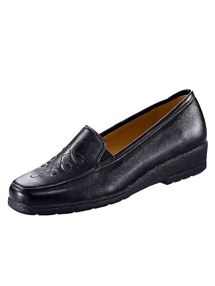 Julietta Slipper obuv, Černá