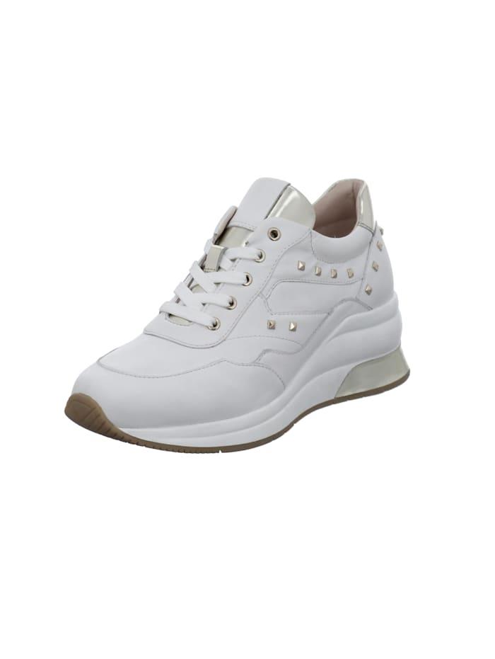 Gerry Weber Damen-Sneaker Affi 02, weiss-kombi, weiss-kombi