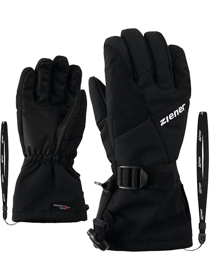 Ziener LANI GTX glove junior, Black
