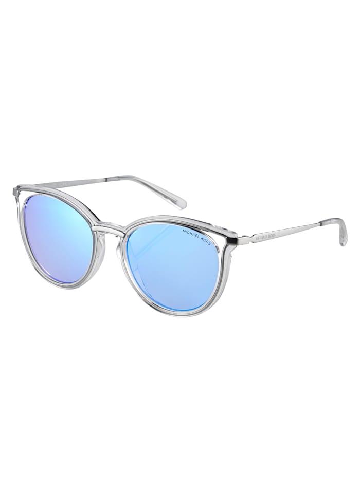 MICHAEL KORS Sonnenbrille, Silberfarben
