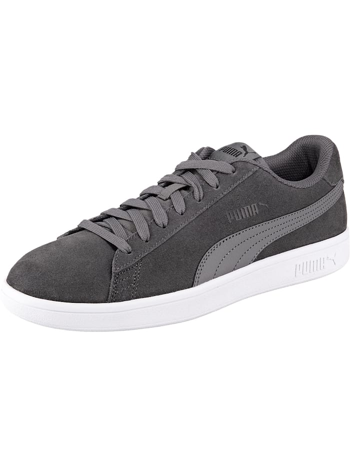 Puma Smash v2 Sneakers Low, grau