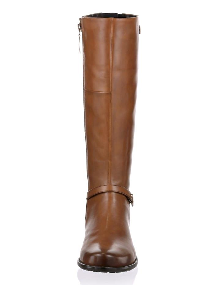 Stiefel mit Vario-Schaft