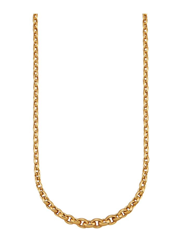 AMY VERMONT Halsband i guld 9 k, Guldfärgad