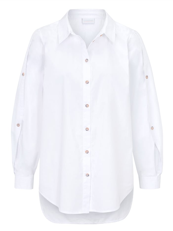 coster copenhagen Bluse, Off-white