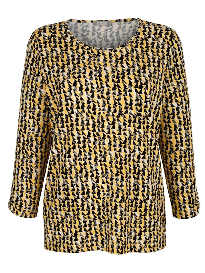 Pullover aus Viskose- Mischung