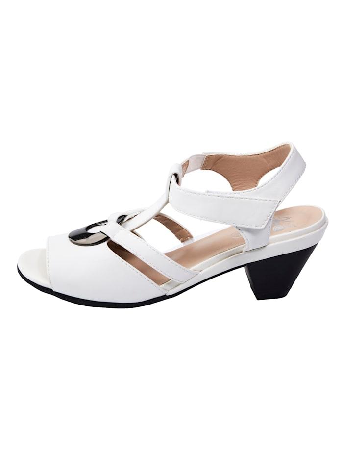 Sandales à bride auto-agrippante