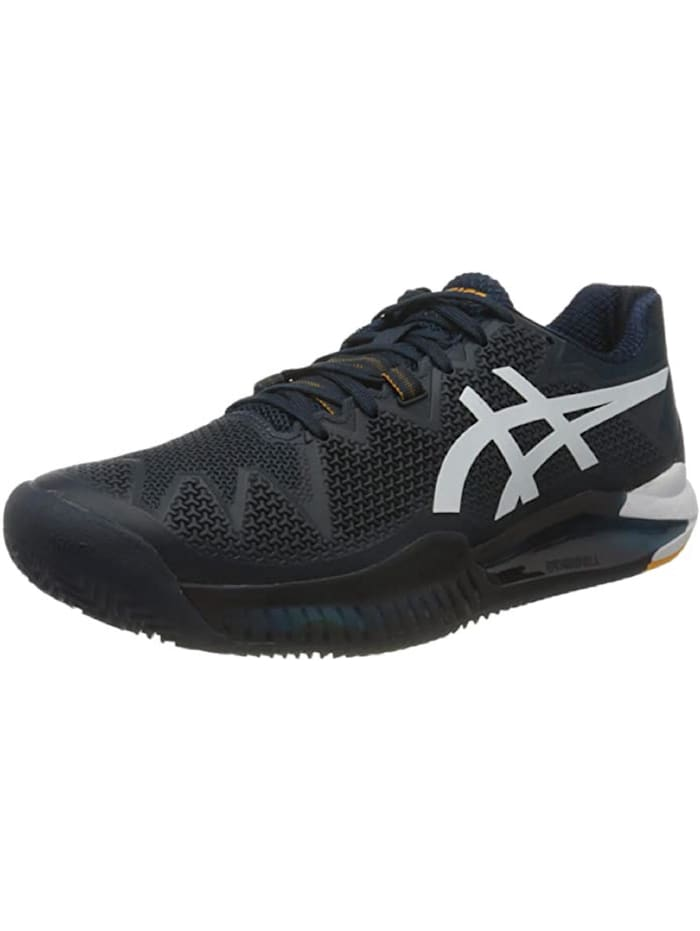 Asics Asics Sportschuh Gel-Resolution 8 Clay, Dunkelblau