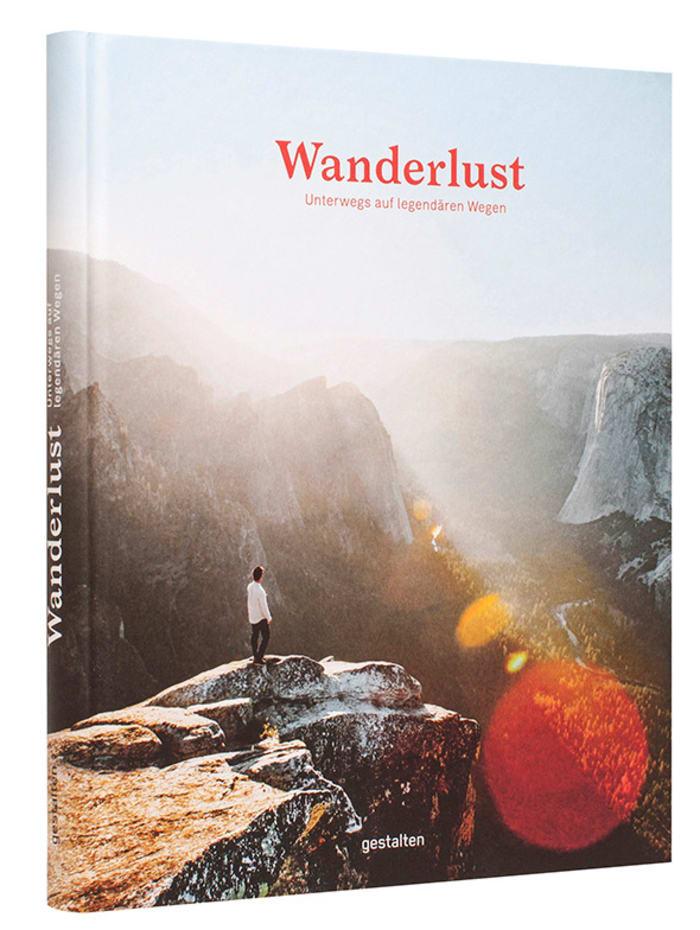 Bildband 'Wanderlust'