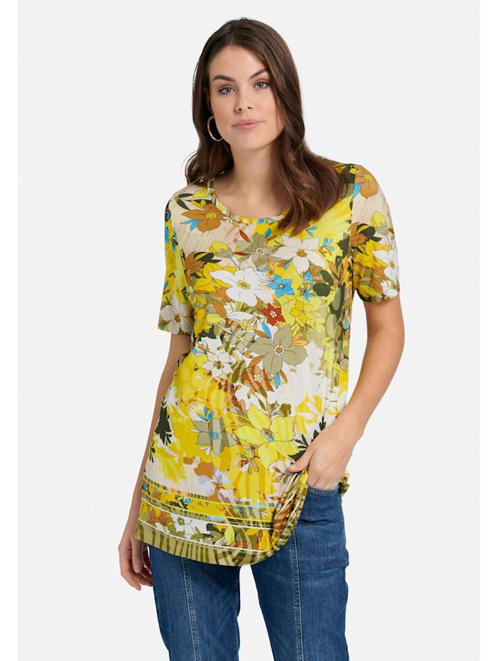 Shirt Rundhalsshirt .