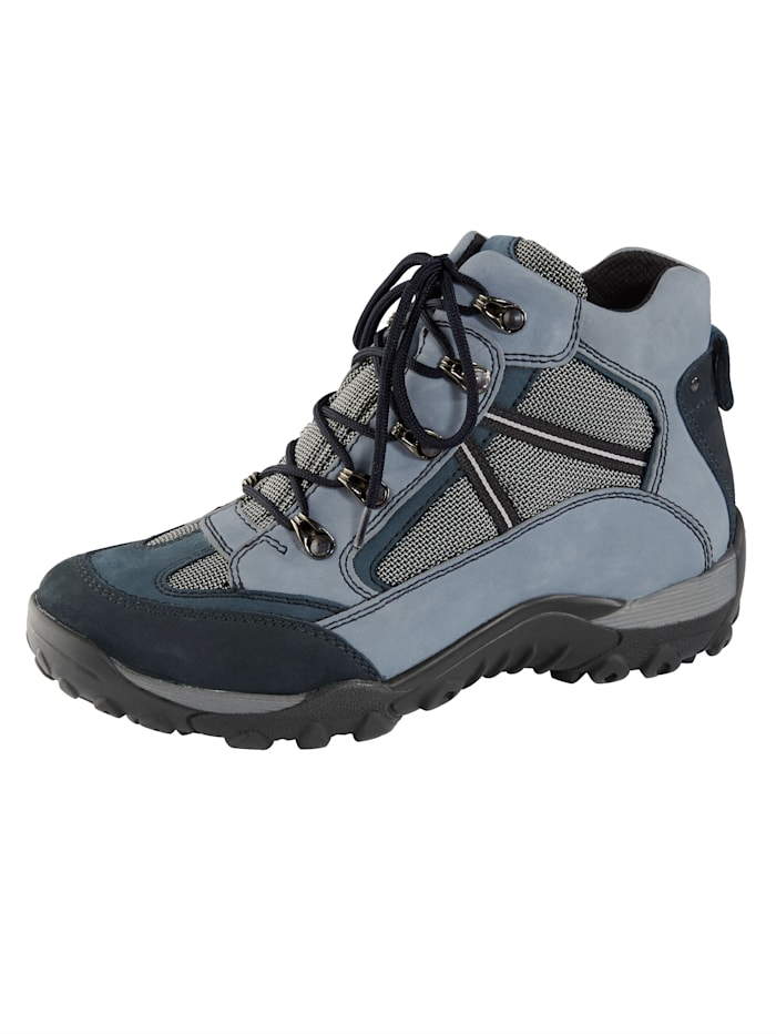 Waldläufer Chaussures lacées, Bleu