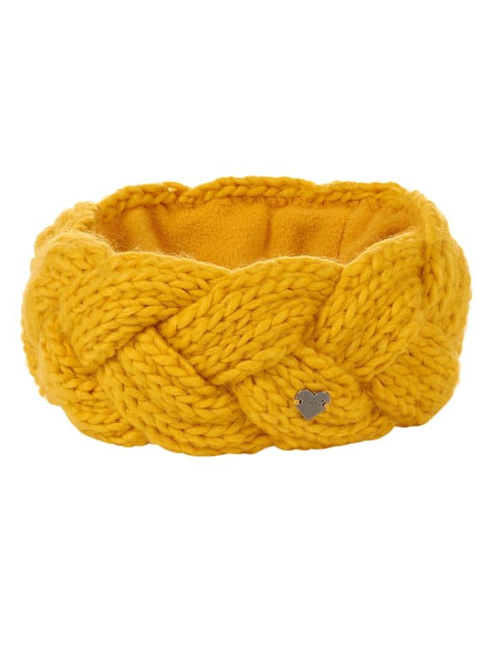 Barts Stirnband, gelb