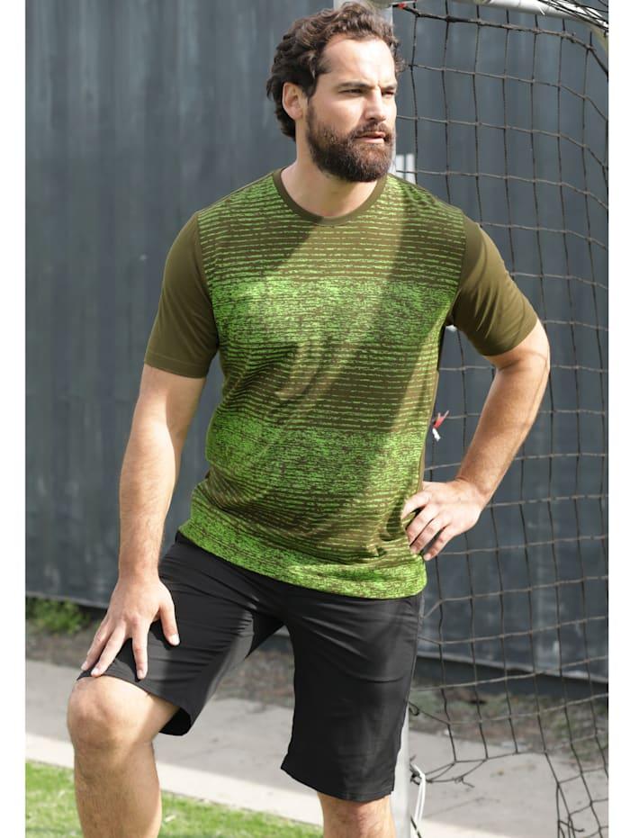 T-skjorte i materiale som tørker fort