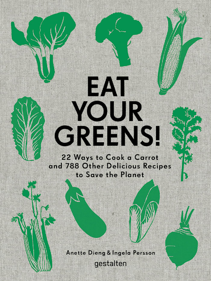 gestalten Verlag Bildband 'Eat your Greens', Mehrfarbig