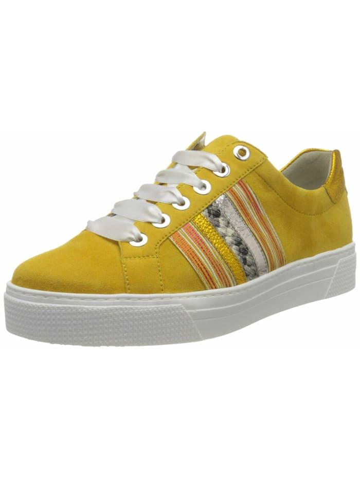 Semler Sneakers, gelb