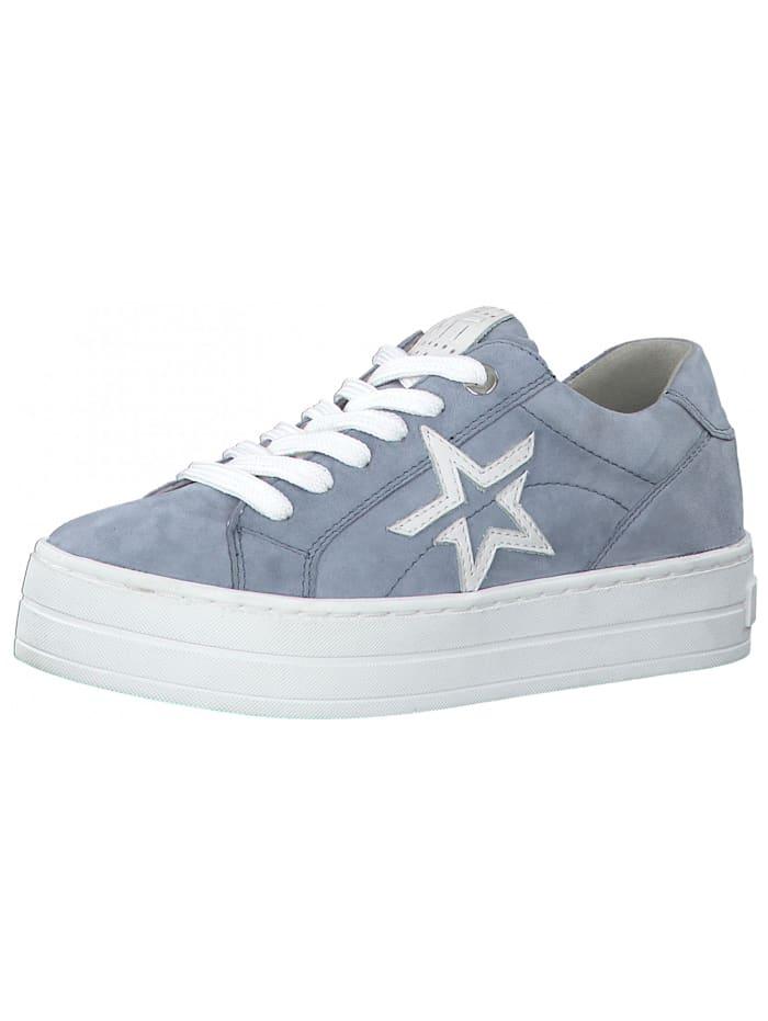 Marco Tozzi Marco Tozzi Sneaker, Blau/Weiß