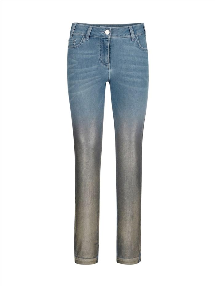 Jeans in besonderer Optik