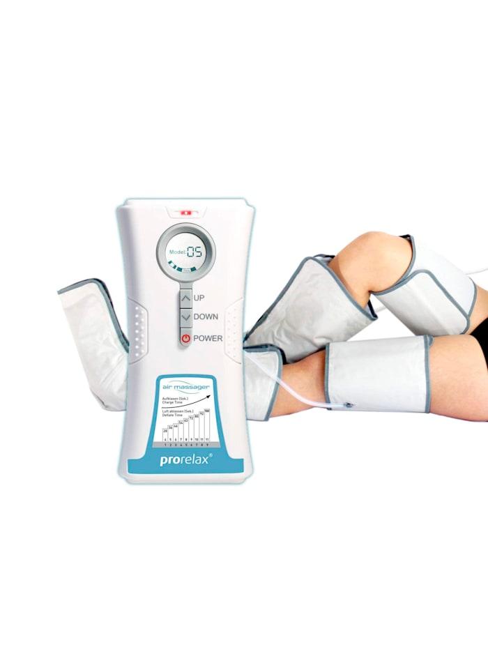 Prorelax Prorelax® Air Massager för benmassage, vit