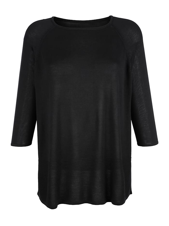 Pullover in Oversized-Form