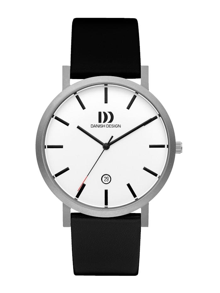 Danish Design Herrenuhr 3316348, Schwarz